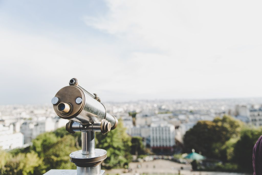 binocular for finding a translator
